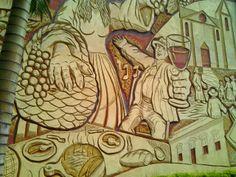 arte de rua + sao bernardo do campo  brazil Street Art, Princess Zelda, Painting, Fictional Characters, St Bernards, Painting Art, Paintings, Fantasy Characters, Painted Canvas