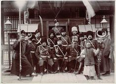 Russia soldiers during the boxer rebellion