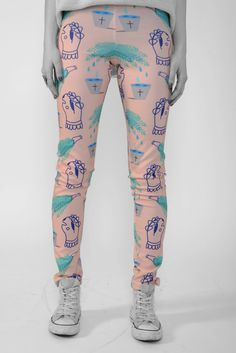 Play - Leggings collection- For more details email: diamond.for3st@gm...
