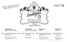 Comer Biológico en el Woki: http://homotown.com/woki-el-wok-biologico/