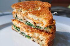 Gluten Free, Dairy Free, Kurobuta Loin Chop Grilled Cheese