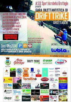 Drift Trike - ASD Sport Acrobatici