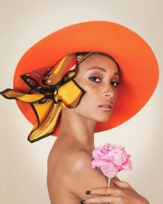 last night - Adwia Aboah by David Sims / Marc Jacobs Beauty...