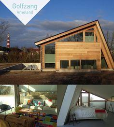 Golfzang Ameland  - vakantiehuis 6 personen - blog.vierenveertig.be
