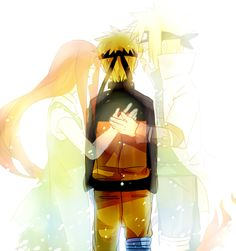 For the life of me, I can't get into that series, but, gah, Kushina and Minato have a gorgeous tearjerker of a story.