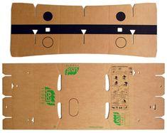 cardboard bed1