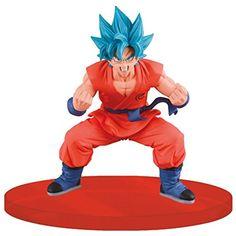 Banpresto Dragon Ball Super Choshingiden Figure Super Saiyan Blue Kaio-ken >>> Check out this great product. (This is an affiliate link) #GrownUpToys