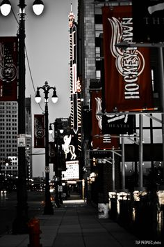 Hockey Town Photo Credit: TAP Peoples | #Detroit