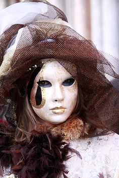Must visit Venice during the Venice Carnival
