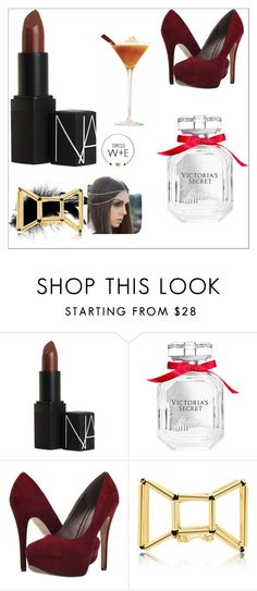 """""""Get Fierce"""" by beautyqueenxcx on Polyvore featuring NARS Cosmetics, Victoria's Secret, Michael Antonio, WXYZ by Laura Wass and fierce"""