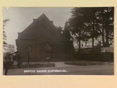BAPTIST CHURCH. ELSTERNWICK. [picture] , State Library of Victoria
