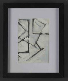 Framed black and white sketch 4, $175.00 by Lindsay Cowles Fine Art