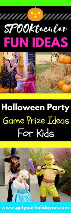 Are you planning a not so scary Halloween party? Maybe you're passing out candy to the goblins in the neighborhood or throwing a costume party for the students in your son or daughter's class? Our mission is to bring you the best SPOOKtacular kids game prizes, treats, and favors.