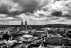 Panoramica de Tepatitlan de Morelos Jalisco Mexico