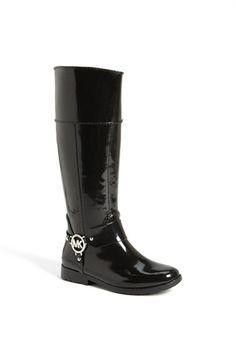 MICHAEL Michael Kors 'Fulton' Rain Boot (Women) available at #Nordstrom