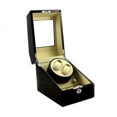 Cutie întoarcere ceasuri Watchwinder Luxury http://www.borealy.ro/cadouri-barbati/cutie-eleganta-automata-pentru-ceasuri.html