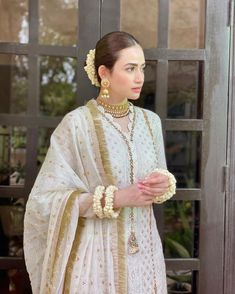 Latest Dress Design, Stylish Dress Designs, Fancy Blouse Designs, Stylish Dresses, Indian Dresses, Indian Outfits, Pakistani Designer Suits, Punjabi Girls, Pakistani Wedding Outfits