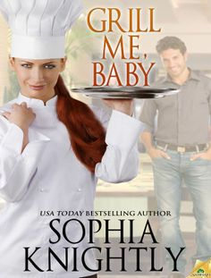 Grill Me, Baby Book Trailer by Sophia Knightly Usa Baby, Cozy Mysteries, Cool Baby Stuff, Bestselling Author, My Books, Grilling, Reading, Fun, Kindle