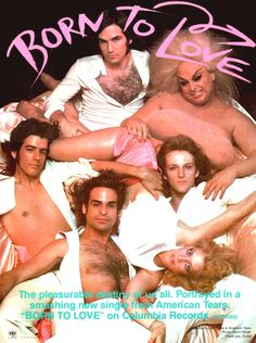 "Divine & American Tears ""Born to Love"" (1976) Billboard magazine ad"