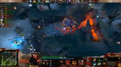 EG vs VG - EPIC Timbersaw play - Dota 2