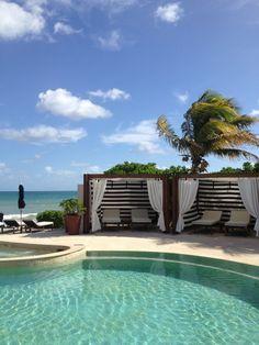 Rosewood Mayakoba Beachfront Pool