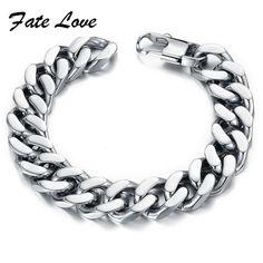 Bracelet inox femme