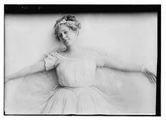 Bain News Service,, publisher.  Pauline Chase                         ca. 1910-ca. 1915. American actress Pauline Chase (1885-1962). George Grantham Bain Collection (Library of Congress).