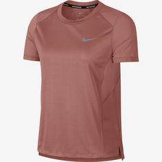 33be312c5e1b8 CAMISETA MANGA CURTA W NK MILER TOP SS Nike