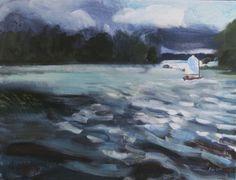 Sailing Away by Brita Granstrom