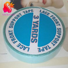 100 pcs1cm*3m Double-sides tape for remy tape hair and PU skin weft hair extension super adhensive tape