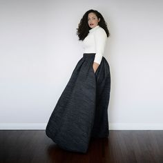 :: Girl With Curves Ball Gown Skirt :: #GirlWithCurvesHoliday14