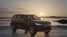 New Volvo XC90 - Driving scenes
