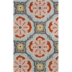 Found it at Wayfair - KD Spain Alhambra Flawless Area Rug