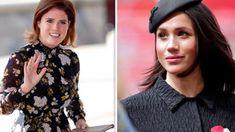 Is the next royal wedding bride taller than Meghan Markle ?