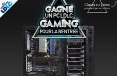 Gagnez 1 PC gaming d'une valeur de 1200 €. Lien Facebook : https://www.facebook.com/FierDeMonPC/app_529293010440942