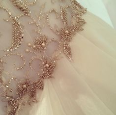 It's all in the wedding dress details... #AngeloAccess