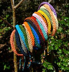 Rumi Sumaq #macrame #bracelets