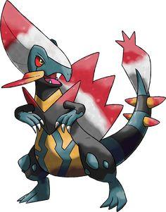 009 Rioquana by Marix20.deviantart.com on @DeviantArt  Final Evolution Of the Basilisk Pokemon