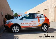 When you bring your vehicle to DesertWraps, we don't just slap some vinyl on…
