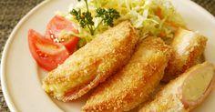 簡単♪揚げないハムカツ(ポテトサンド) by 梅ミッキー [クックパッド] 簡単おいしいみんなのレシピが241万品