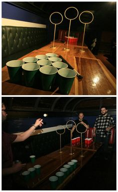Quidditch Pong is the most magical drinking game