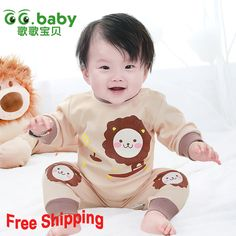 Find More Clothing Sets Information about 2015 Cotton Casual Spring Autumn Baby Sets Long Sleeve Shirt+Pants Infantil Sets Newborn Baby Girl Boy Clothes Suits Unisex,High Quality Clothing Sets from GG. Baby Flagship Store on Aliexpress.com