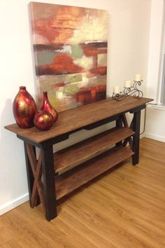 12 Easy Crate Style DIY Table plans to consider  to complement your  decor Pallet Table Ideas Design No. 8836  #pallet_furniture #pallet_tables