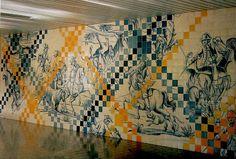 Eduardo Nery. Portuguese artist.