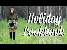 Christmas Outfits | A Holiday Lookbook | Steal The Spotlight - YouTube