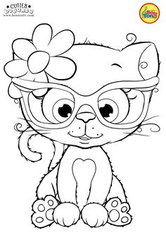 cuties-coloring-pages-for-kids-free-preschool-printables-slatkice-bojanke-cute-animal-coloring-books-by-bonton-tv-free-kindergarten-worksheets-preschool-activities-for-kids-bojanke-za-djecu/ - The world's most private search engine Coloring Pages For Grown Ups, Free Adult Coloring Pages, Coloring Pages For Boys, Coloring Pages To Print, Free Printable Coloring Pages, Coloring Book Pages, Coloring Pictures For Kids, Unicorn Coloring Pages, Animal Coloring Pages