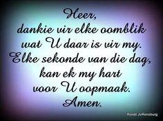 Ek gee U my laste Afrikaans Quotes, Thank You God, Amen, Qoutes, Prayers, Faith, Spiritual, Angels, Lisa