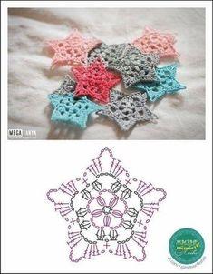 Breathtaking Crochet So You Can Comprehend Patterns Ideas. Stupefying Crochet So You Can Comprehend Patterns Ideas. Crochet Diy, Thread Crochet, Crochet Gifts, Crochet Motif, Crochet Doilies, Crochet Flowers, Crochet Ideas, Crochet Snowflake Pattern, Crochet Stars