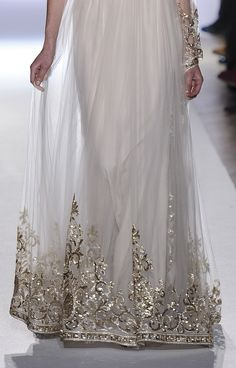 Dress like a Goddess =  Zuhair Murad HC S/S 2013