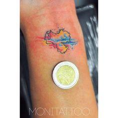 venezuela map tattoo - Buscar con Google